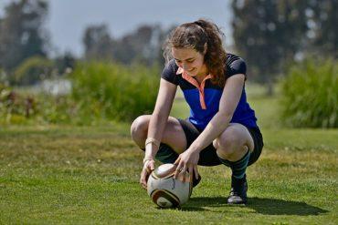 'Footgolf, is dat echt een sport ja?'