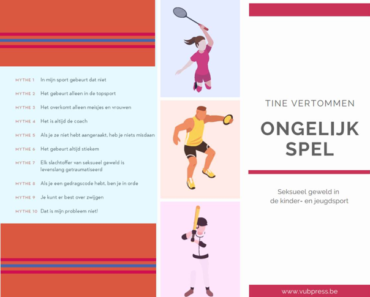 10 mythes rond seksueel grensoverschrijdend gedrag in de sport ontkracht