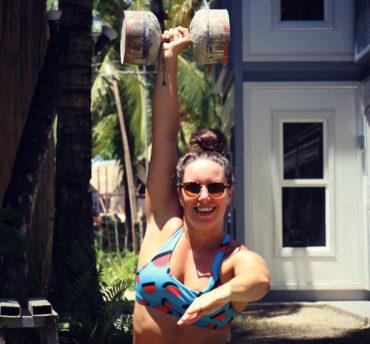 Van financial district naar island life - het verhaal van CrossFit Siargao