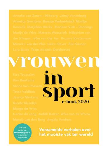 Vrouwen in Sport e-book 2020
